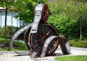 Film Reel, Auburn N.Y.